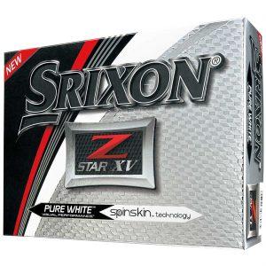 SRIXON Z STAR XV GOLF BALLS