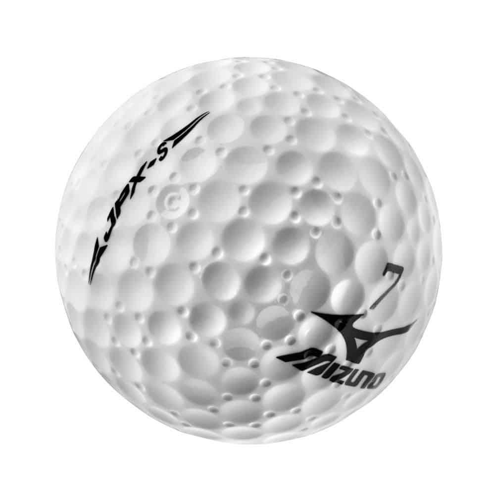 mizuno jpx s 3 piece golf balls double dozen 24 ball pack