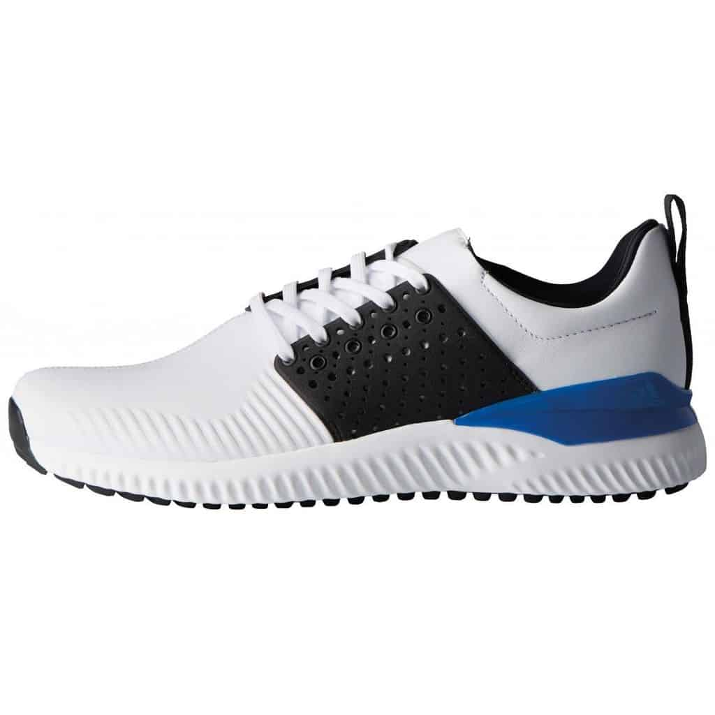 Blue Saddle Golf Shoes