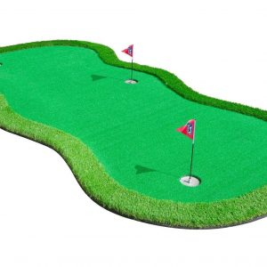 PGA TOUR PRACTICE PUTTING / CHIPPING GREEN 3M X 1.5M
