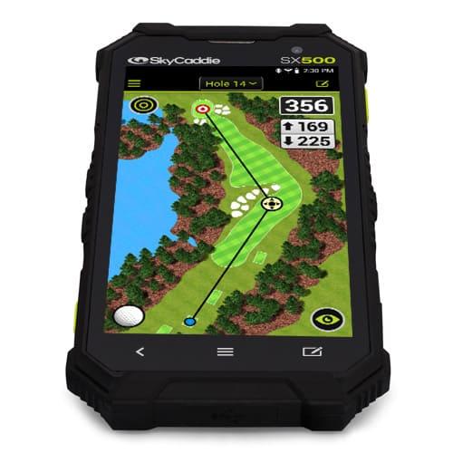 SkyCaddie SX500 Golf GPS Rangefinder