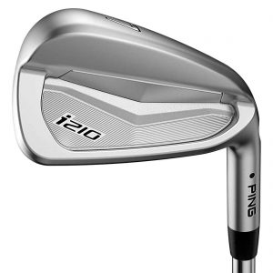PING i210 IRONS / 4-PW STEEL SHAFTS