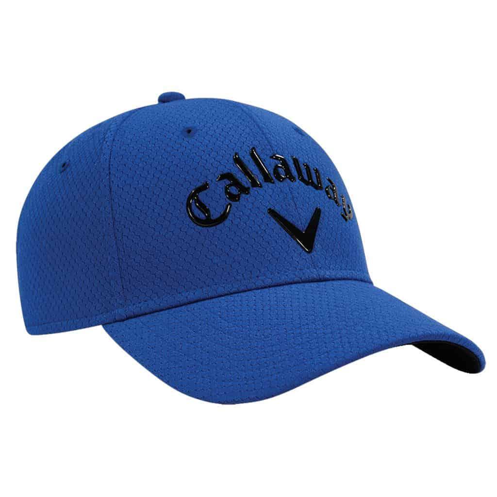 CALLAWAY LIQUID METAL MENS ADJUSTABLE GOLF CAP   ROYAL - HOTGOLF d105fc47bc3