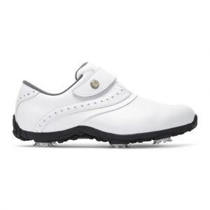 FOOTJOY ARC LP LADIES GOLF SHOES 93953 / WHITE