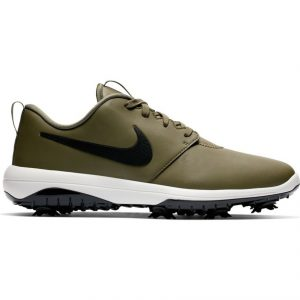 NIKE ROSHE G TOUR GOLF SHOES – MEDIUM OLIVE