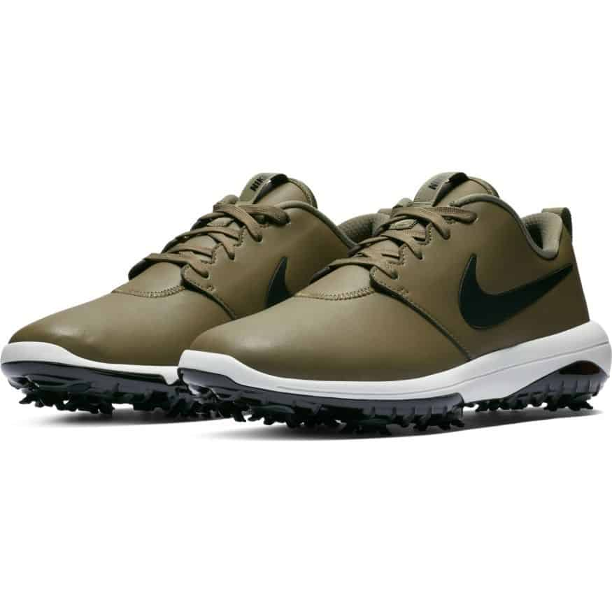 NIKE ROSHE G TOUR MENS GOLF SHOES - MEDIUM OLIVE - HOTGOLF 30974ddf3