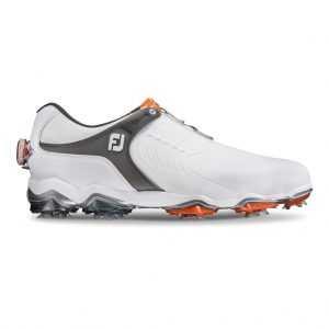 FOOTJOY TOUR S BOA GOLF SHOES 55303 – WHITE / GREY
