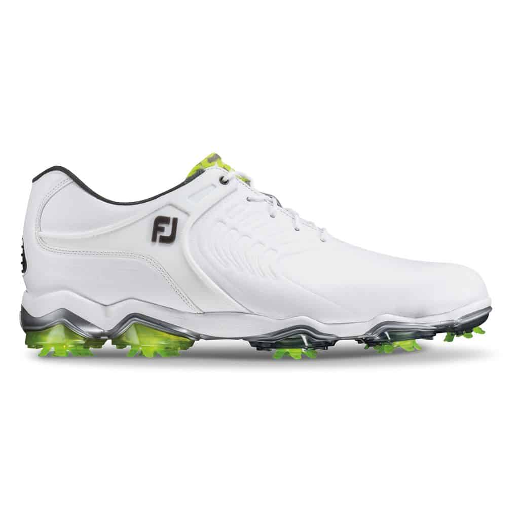 Footjoy Tour S Mens Golf Shoes 55300 White Hotgolf